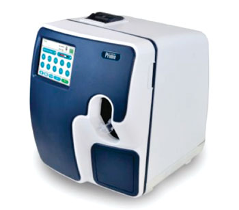 Image: The Stat Profile Prime blood gas analyzer (Photo courtesy of Nova Biomedical).