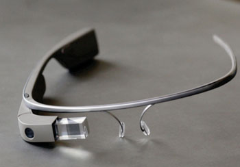 Image: Google Glass (Photo courtesy of Google).