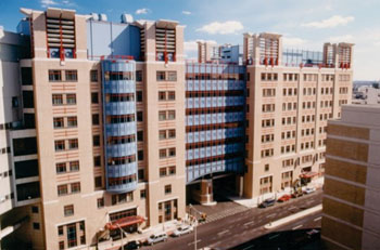 Image: Tufts Medical Center in Boston (Photo courtesy of the Tufts Medical Center).
