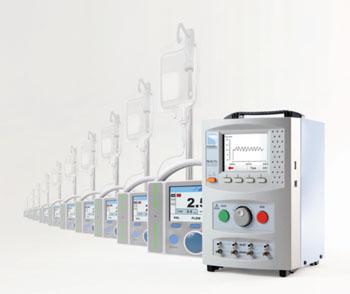 Image: Multi-Flo Analyzer increases test capacity (Photo courtesy of Rigel Medical)