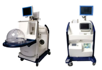 Image: The XVIVO XPS Lung Preservation Device (Photo courtesy of XVIVO Perfusion).