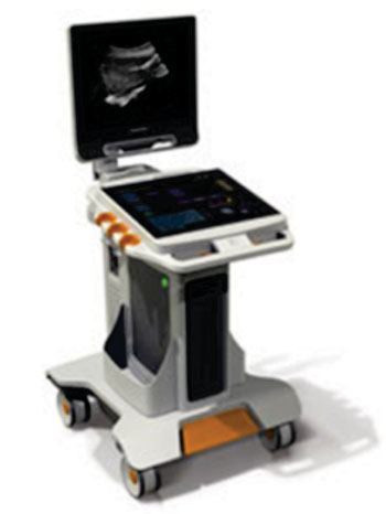 Image: Carestream will present the Touch ultrasound system with an all-touch control panel at this year's RSNA annual meeting (Photo courtesy of Craestream).