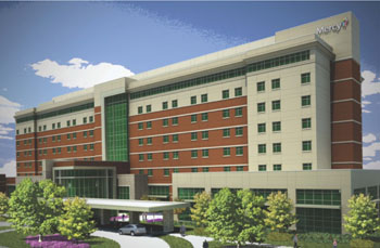 Image: The new Mercy Hospital Joplin (Photo courtesy of Mercy).