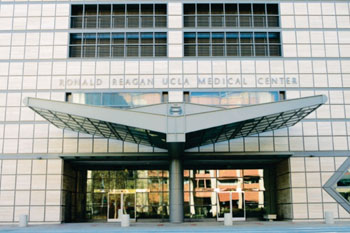 Image: The Ronald Reagan UCLA Medical Center (Photo courtesy of UCLA Health).