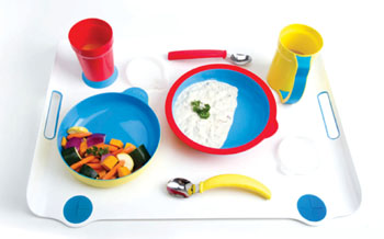 Image: The Eatwell tableware set (Photo courtesy of Eatwell).